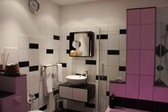 Desig-Badezimmer
