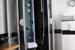 Installation-Dusche